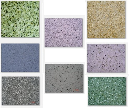High quality terrazzo production & Solutions