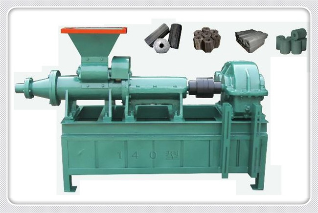 Charcoal Extruding Mill