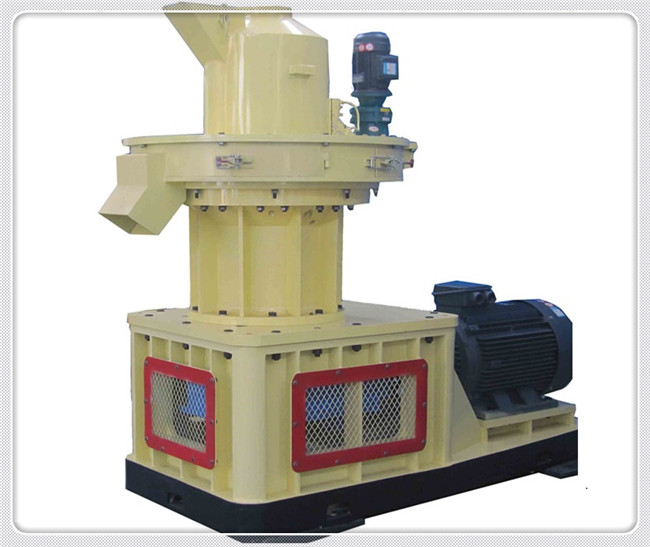 Wood Pellet Machine