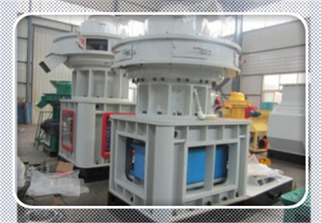 Coconut Shell Pellets Machine