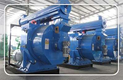 Horizontal Ring Die Pellet Mill