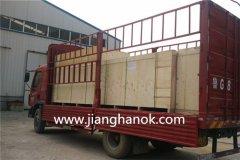 Nigeria Clients Ordering Pellet Machine